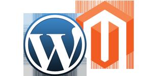 Plateformes WordPress et Magento