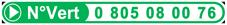 Numéro Vert - Appel Gratuit depuis la France